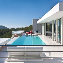 Beautiful Infinity Pool Villa Ibiza