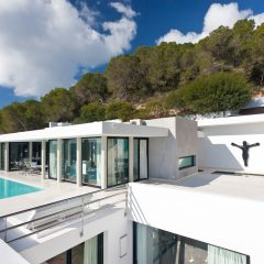 Amazing view luxury villa in Ibiza