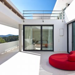 Ibiza Villa Outdoor Area