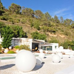 Outdoor Area Ibiza Luxury House