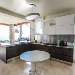 Beautiful full equipped kitchen Villa in Roca LLisa Ibiza