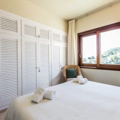 Kingsize bedroom Ibiza Villa