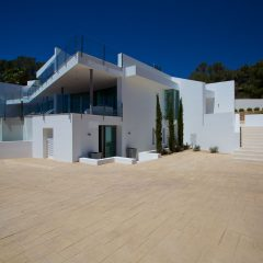 Villa Finca Apartment rent Ibiza Exterieur