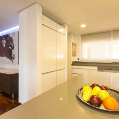 Kitchen San Rafel Rent villa Ibiza