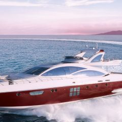 Azimut Yacht to rent