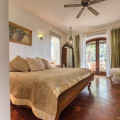 Classic Bedroom Ibiza to rent Santa Gertrudis