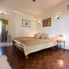 Beautiful Bedroom Ibiza Luxury Villa rent