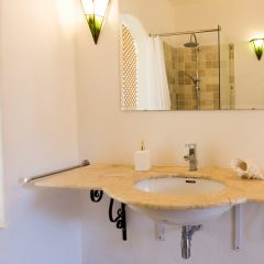 Nice Bathroom Ibiza Villa to rent