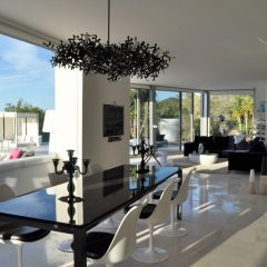 Beautiful living room and chill out area Villa in Ibiza