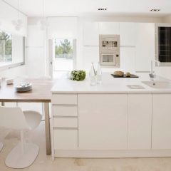 Design kitchen Villa in Ibiza