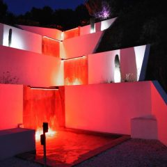 Ambient lights Luxury Villa Ibiza