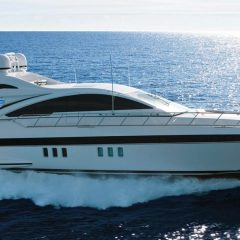 Sideview Ibiza Yacht Rent