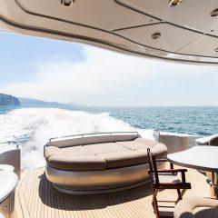 Pershing Ibiza to rent