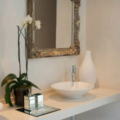 Bathroom in luxury villa in San Lorenzo Santa Gertrudis Ibiza