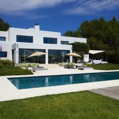 Outdoor View Ibiza Villa