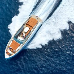 Vanquish Yacht for rent