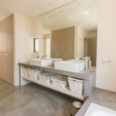 Modern Bathroom Ibiza Villas 2017 to rent