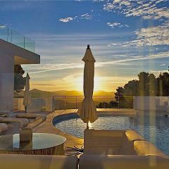 Breathtaking Sunset Ibiza Villas to rent