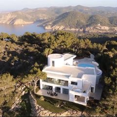 Amazing luxury Villa Ibiza San Miguel to rent