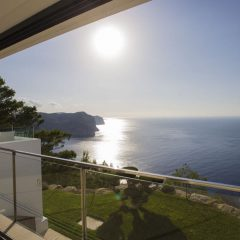 Sunset View Villa Freedom Na Xamena Ibiza to rent