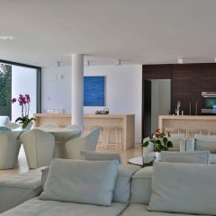 Livingroom Villa Ibiza to rent