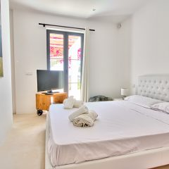 Beautiful bed room Ibiza villa