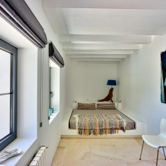 Integrated bed Ibiza Finca rent