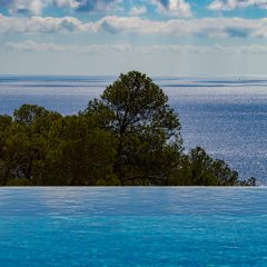 Infinity Pool Villa Magic Blue Ibiza to rent