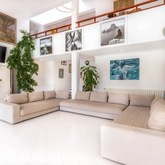 Amazing living Room Villa Rent Ibiza Es Torrent