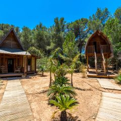 Amazing bali houses to rent in Ibiza