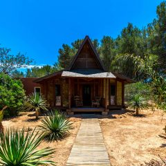 Amazing bali houses to rent in Ibiza Es Torrent