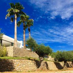 Luxury Villa San Carlos Ibiza to rent