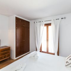 Bed room Ibiza villa