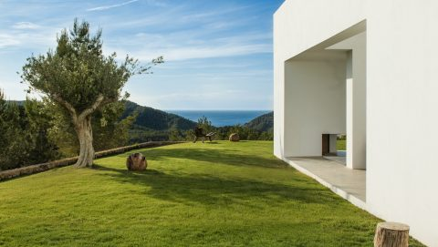 Amazing sea view Villa in Benirras