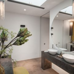 Wonderful design bathroom to rent