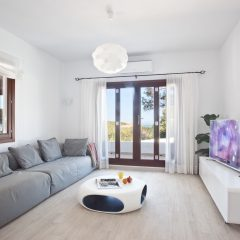 Nice living room Villa in Cala Bassa