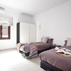 Bedroom CNBC Beach Club Cala bassa Rent