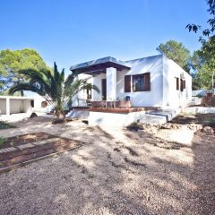 Villa Ibiza Outdoor View rent