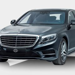 Mercedes S-Class Luxury Car with Driver Ibiza 2017 to rent