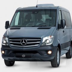 Mercedes Van with Driver Luxury Cars Ibiza 2017 to rent