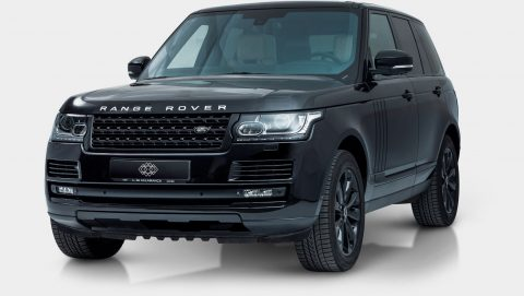 Range Rover Vogue Luxury Class cars with Driver Ibiza 2017 to rent