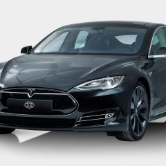 Tesla S luxury Cars Electronic Drive Ibiza 2017 to rent