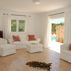 Livingroom Ibiza Villa to rent