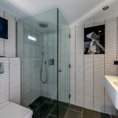 Bad en Suite Luxus Ibiza Villa buchen